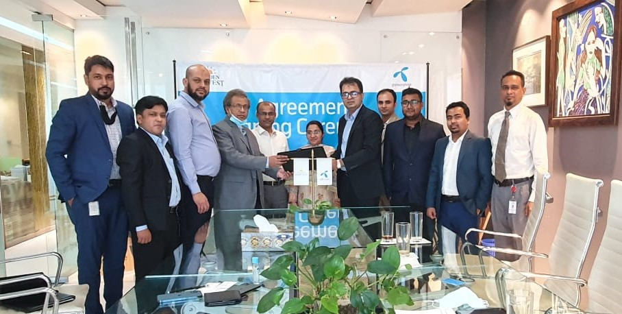 MOA with Grameenphone